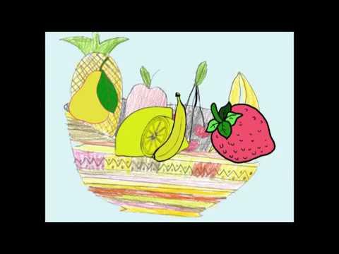 Macedonia de frutas de valor