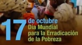 16 y 17 de Octubre; Días de la Alimentación y la Erradicación de la Pobreza