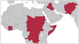 República Democrática del Congo y los Estados Fallidos