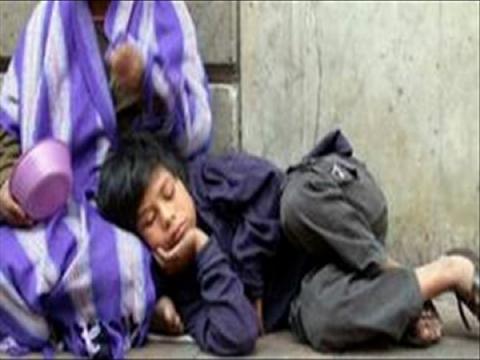 La pobreza, según la gente
