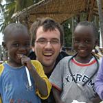 E ganador del concurso de clipmetrajes con dos niños en Senegal