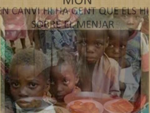 La fam al món
