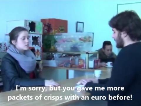 El hambre de dinero