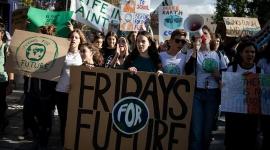Los jóvenes, protagonistas de la defensa del planeta y los derechos humanos