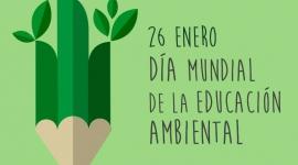 26 de enero Día Mundial de la Educación Ambiental Festival de Clipmetrajes