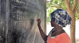 La educación, motor de la salud y el desarrollo